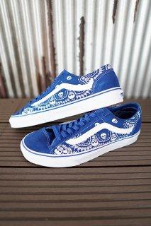 VANS Style 36 (Bandana) True Blue/True White