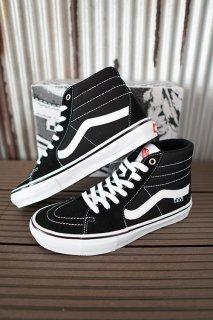 VANS Skate Sk8-Hi Black / White