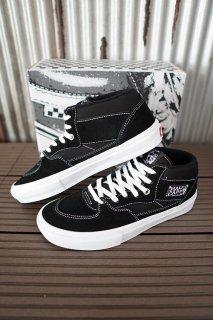 VANS Skate Half Cab Black / White