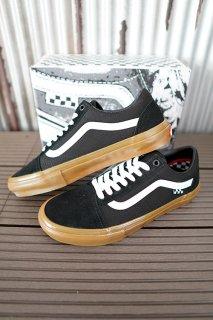 VANS Skate Old Skool Black / Gum