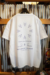 "ROARK REVIVAL ""LOST LORDS"" TEE (WHITE)"