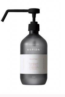 ASPIDA アスピダ除菌洗浄スプレー ポンプボトル 500ml