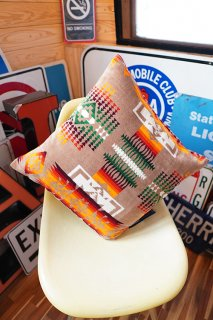 PENDLETON CUSTOM TOWEL PILLOW (Chief Joseph Khaki)