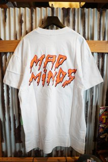 MISFIT SHAPES POWDER WORKS SS TEE (WASHED WHITE)