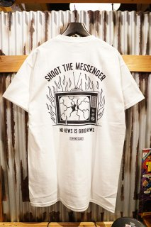 LURKING CLASS BY SKETCHY MESSENGER TEE (WHITE)