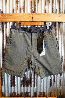 ROARK REVIVAL COOLER ST NEW TRAVEL SHORTS (ARMY)