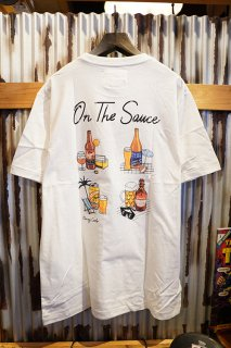 Barney Cools Sauce Tee (White)