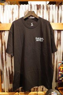 DOGTOWN × SUICIDAL TENDENCIES T-shirt (Black)