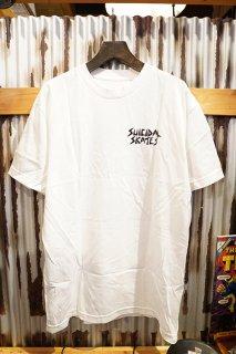 DOGTOWN × SUICIDAL TENDENCIES T-shirt (White)