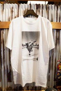 VANS GROSSO FOREVER T-SHIRT (WHITE)