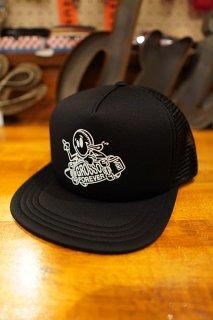 VANS GROSSO FOREVER TRUCKER HAT (BLACK)
