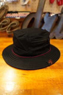 GLOBE Dion Agius Bucket Hat (Black)