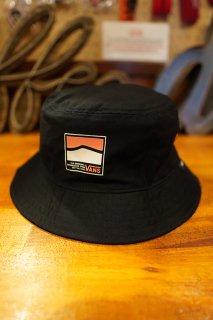 VANS UNDERTONE II BUCKET HAT (BLACK)