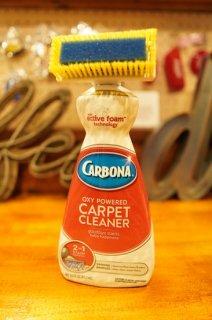 【カーペット洗浄剤】カーボナーシャンプー ブラシつき