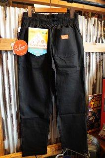 Cookman Chef Pants (「Herringbone」Black)