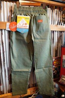 Cookman Chef Pants (「Herringbone」Khaki)