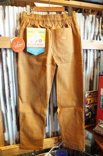 Cookman Chef Pants (「Duck Canvas」Brown)
