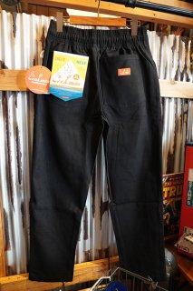 Cookman Chef Pants (「Duck Canvas」Black)