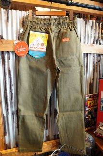 Cookman Chef Pants (「Duck Canvas」Khaki)