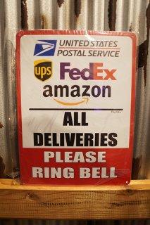 デリバリーサイン Delivery Sign(タテ看板)