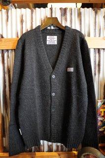 MISFIT SHAPES Glorium Cardigan (Washed Black)