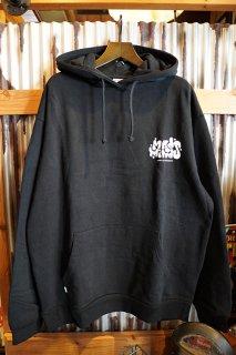 MISFIT SHAPES Tundro 50-50 Fleece Hood (Solid Black)