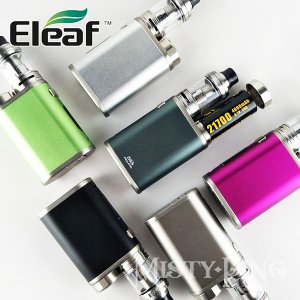 Eleaf iStick Pico 21700 with ELLO Kit (バッテリー付き)