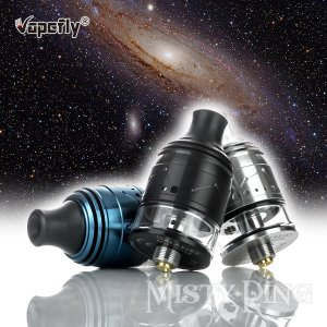 vapefly GALAXIES MTL SQUONK RDTA 22mm BF対応アトマイザー