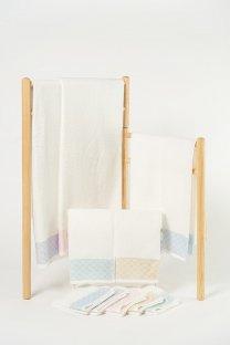 日本の佇い 袋織り  バスタオル