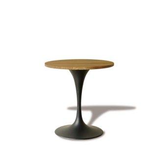 古材 カフェテーブル 70丸
