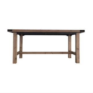 古材のダイニングテーブル 160