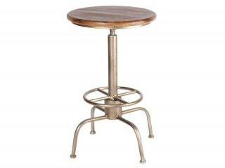 インダストリアルなサイドテーブル