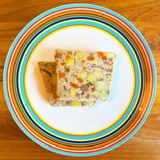 (単品)�豚ハツと野菜と昆布のテリーヌ