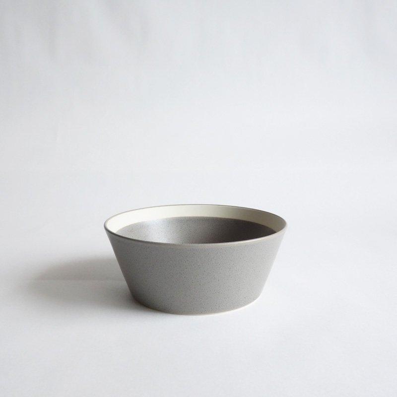 イイホシユミコ dishes bowl S moss gray/matte