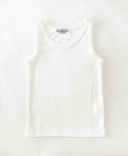 日本製 ランニングシャツ キッズ ナノミックス |日本アトピー協会推薦品  ムレない かゆくならない インナー  敏感肌