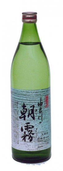 活性うすにごり生原酒【由良川の朝霧】900ml