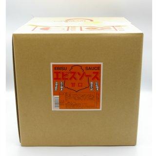 甘口ソース[20LBOX]コック付