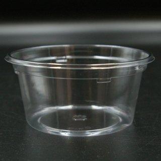 クリーンカップ120cc 透明本体 (100コ)