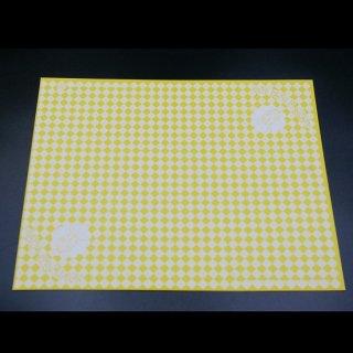 クレープ紙 小 黄色 (200枚)