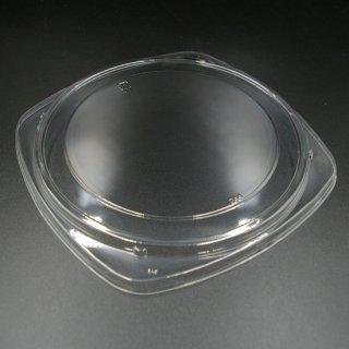 お好み焼用電子レンジ対応容器 小 BF-244用 透明嵌合蓋 50枚