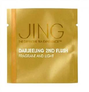 JINGTEA ジンティー ダージリン セカンドフラッシュ ティーバッグ 10袋
