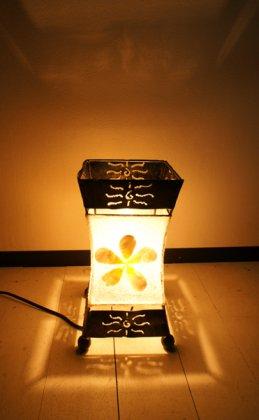 シェルのプルメリアランプ(S)