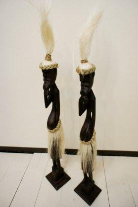 ロンボク夫婦SET人形(Mサイズ)