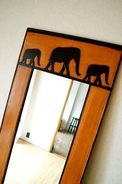 【4月中旬入荷予定】ゾウの姿見