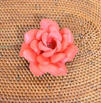 ローズレインボー(造花)レッド