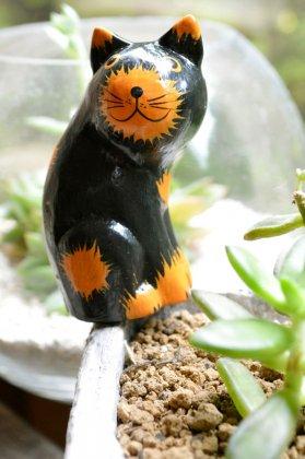 振向きアニマル(ネコ)