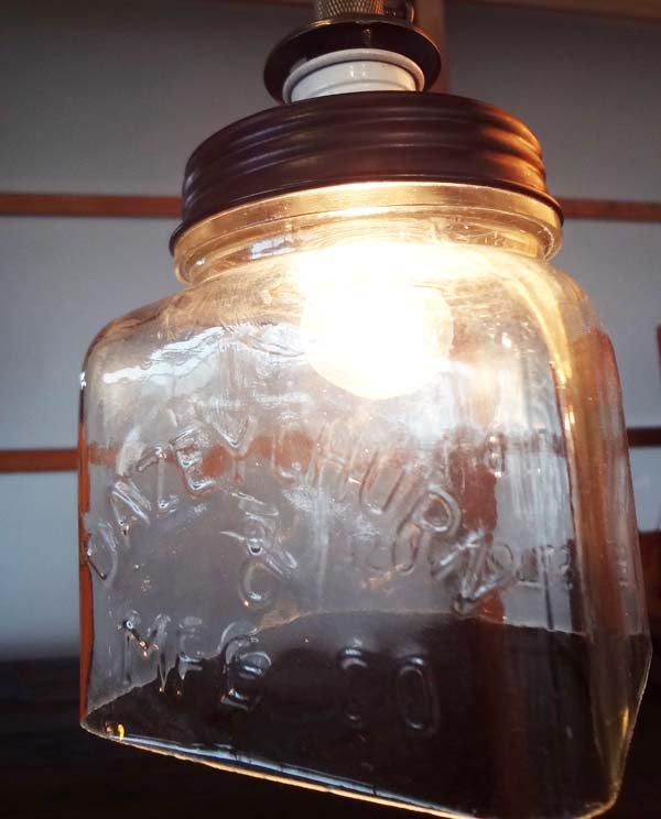 ガラスジャーシーリングランプ(Cタイプ)