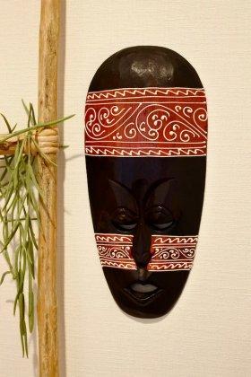 ロンボクマスク30cm(レッド)