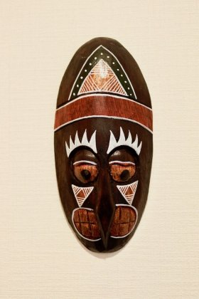 アフリカンミニマスクA