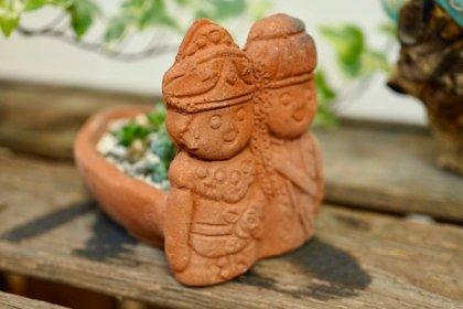 バリ島のウェディング陶器